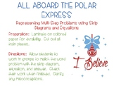 Polar Express:  Representing Word Problems with Strip Diag