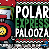 Polar Express Response sheets and activities