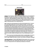 Polar Express - Review Article History Book Movie Questions Activities