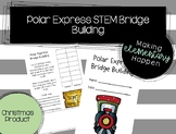 Polar Express STEM Challenge Booklet - Bridge Building