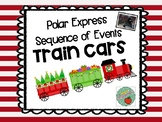 Polar Express Sequence of Events Train Car
