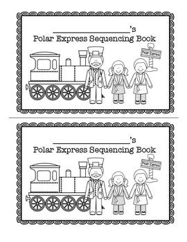 Polar Express Sequencing Book