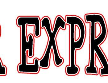 Polar Express Sign