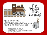 Winter Train Social Language/Pragmatics
