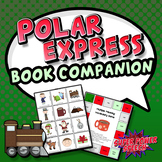 The Polar Express (Speech Therapy Book Companion)