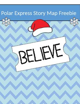 Polar Express Story Map