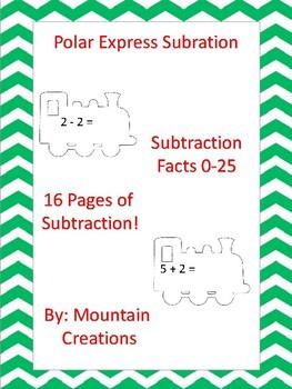 Polar Express Subtraction