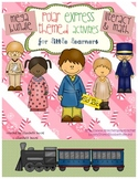 Polar Express Themed HolidayActivities for Little Learners
