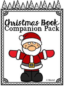Christmas Book Companion Pack (Read Aloud Activities for Christmas)