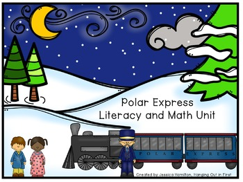 Polar Express Themed Math and Literacy Unit