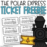 Polar Express Ticket FREEBIE