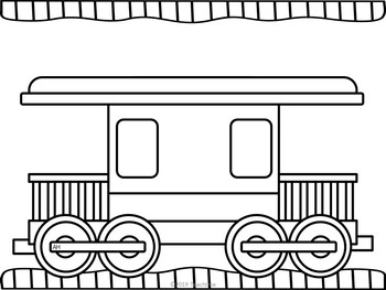 Polar Express Train Center Activity