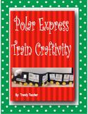 Polar Express Train Craftivity