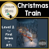 Christmas Express Train Thematic Unit (First Grade Edition)