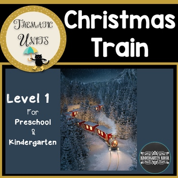 Polar Express Thematic Unit for Kindergarten