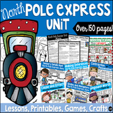 North Pole Express Unit Plans for Big Kids (Grades 3-5)