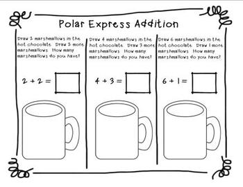 Polar Express Unit for Early Elementary