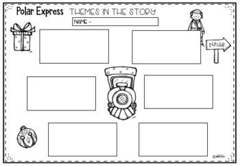 Polar Express - Using Thinking Tools