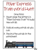 Polar Express Word Hunt