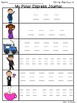 Polar Express Write / Stamp the Room Activity Pack