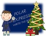Polar Express Write the Room