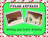 Polar Express Writing and Craft Activity