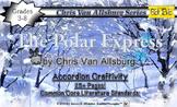Polar Express by Chris Van Allsburg Accordion Craftivity