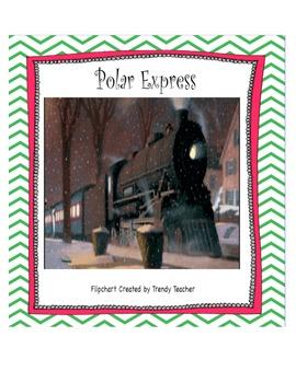 Polar Express flipchart