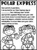 Polar Express parent letter FREEBIE [Editable]