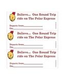 Polar Express tickets *FREEBIE
