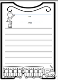 Polar Express writing activity