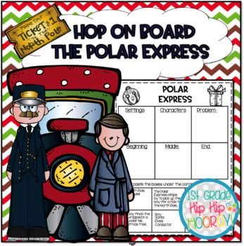Hop on board for activities and ideas to accompany Polar Express Fun!