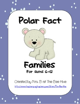Polar Fact Families For Sums 6-12