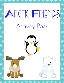 Polar Friends Activity Pack