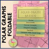Polar Graph Basics Foldable™