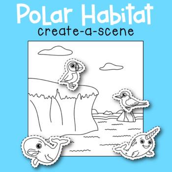 Polar Habitat Create-a-Scene