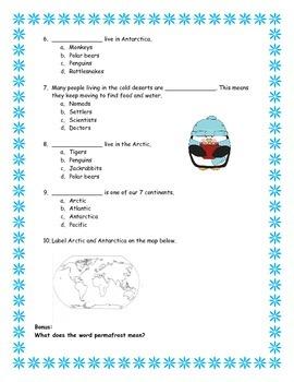 Polar Habitat Test