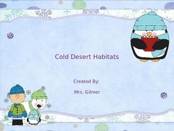 Polar Habitats PowerPoint
