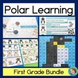 Polar Learning Bundle with Telling time, Patterns, Reading and Hundreds Charts