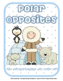 Polar Opposites Antonym Center Set