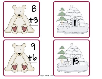 Polar Pals Common Core Aligned Literacy and Math Unit for First Grade