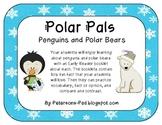 Polar Pals {Penguin and Polar Bear Non-Fiction Booklets wi