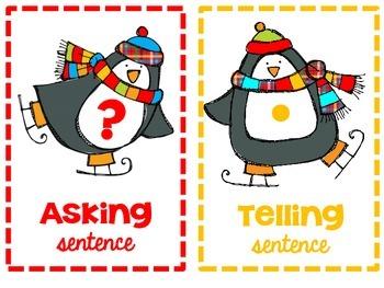 Polar Pals: Penguins and Polar Bears Literacy and Writing Activities