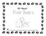 Polar, Panda, Grizzly and Black Bears Workbooks