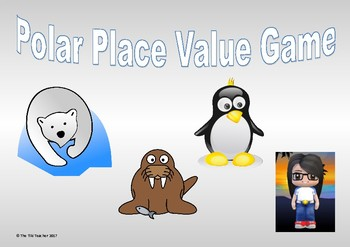 Polar Place Value Game