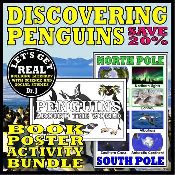 PENGUINS Activity Bundle