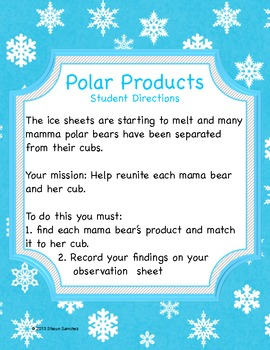 Polar Products: Multiplying by 2-Digit Center (Common Core Aligned)