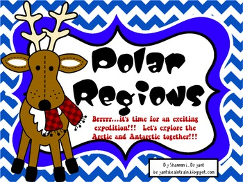 Polar Regions--An Exciting Expedition to the Arctic and Antarctic!
