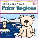 Polar Regions Emergent Reader