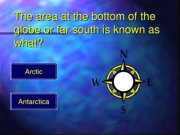 Polar Regions Interactive Power Point
